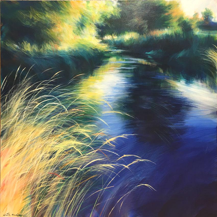 Cluscia-Acrylic-on-canvas