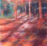 concella. acrylic on canvas. 51 x 51cm
