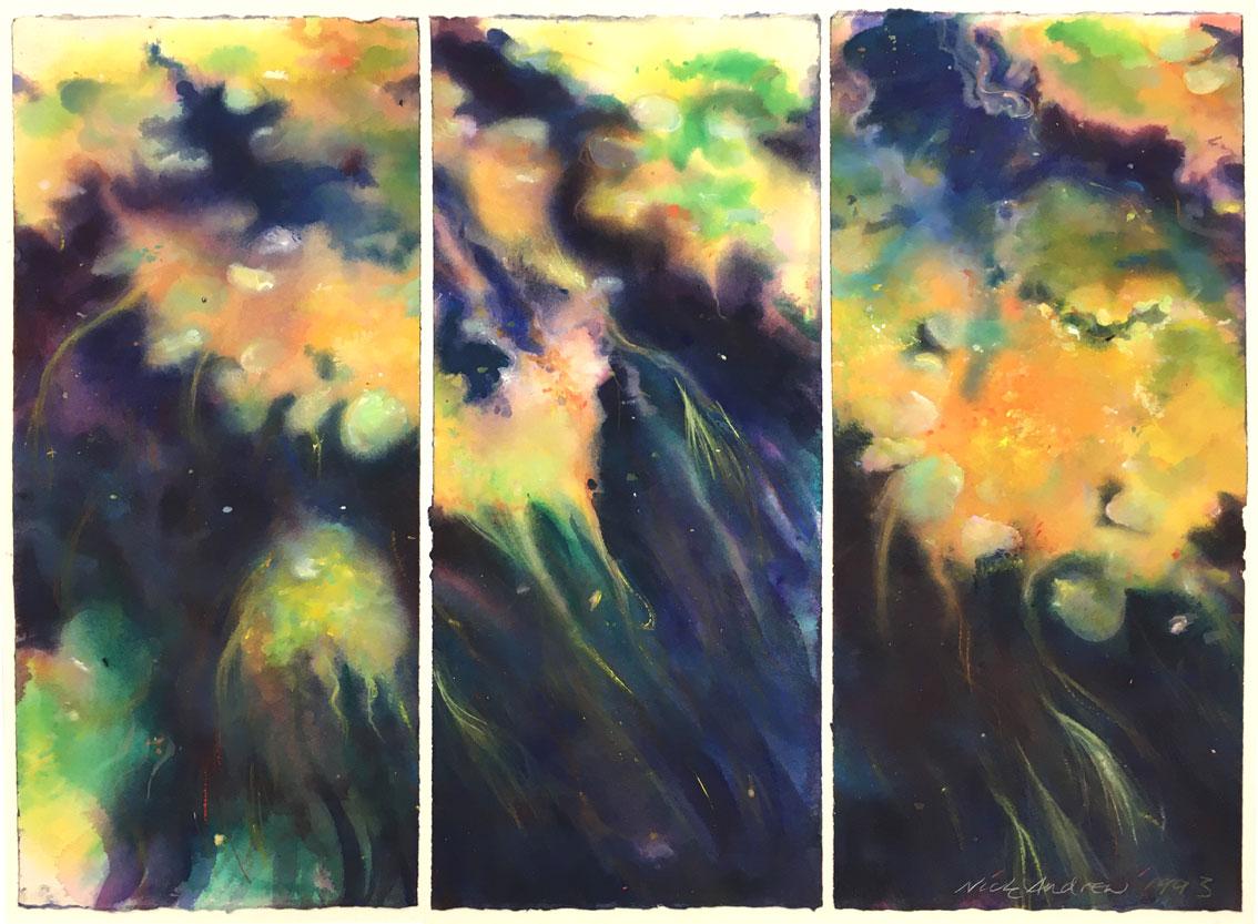 Charis-triptych